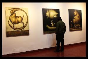 CHACONHUARI ART GALLERY SURREALIST. WORKSHOP 7