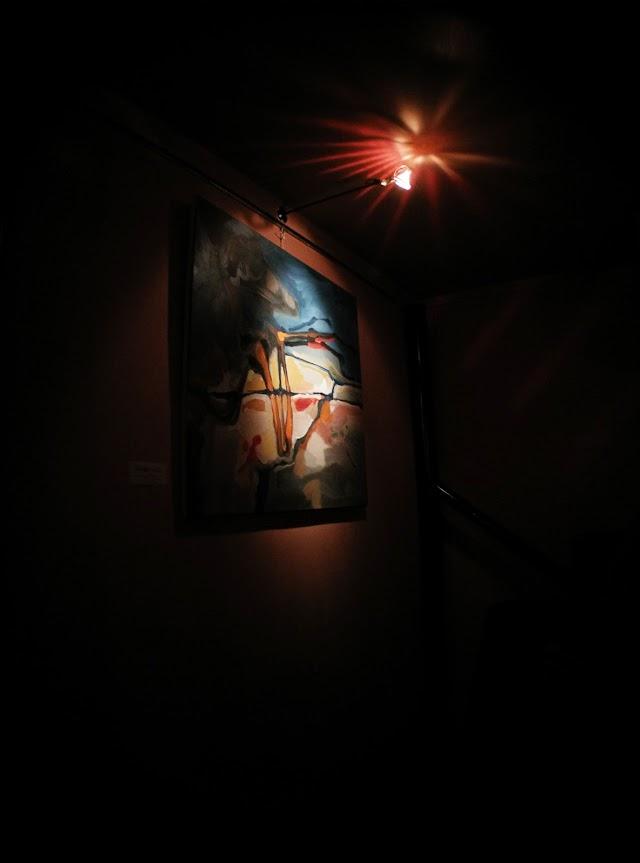 Azyl galerie - bar