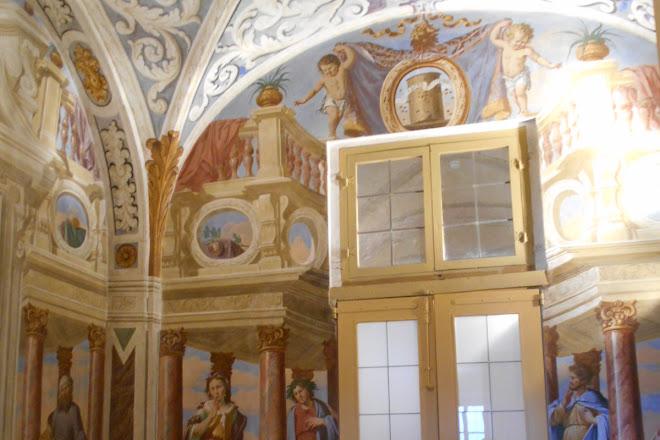 Palazzo Salmatoris, Cherasco, Italy