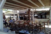 Anemos Beach Bar, Sani, Greece