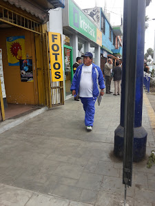 Interbank - Oficina Defensores del Morro, Chorrillos 1