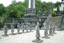 Imperial Tomb of Dong Khanh, Hue, Vietnam