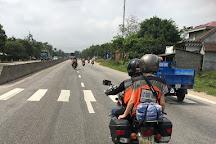 Le Family Rider, Hue, Vietnam