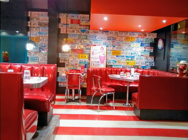 Diner's Burger Rezé