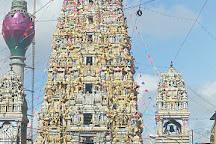 Temple of Sri Kailawasanathan Swami Devasthanam Kovil, Colombo, Sri Lanka