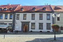 Muzeum Ceske Loutky a Cirkusu, Prachatice, Czech Republic