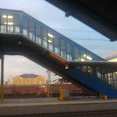 Железнодорожная станция  Ostrava Hlavni Nadrazi