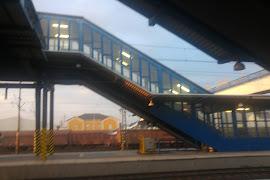 Железнодорожная станция  Ostrava hl.n.
