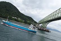 Oshima Bridge, Yanai, Japan