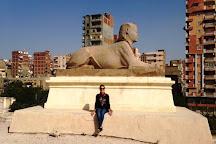 Catacombs of Kom el Shoqafa, Alexandria, Egypt