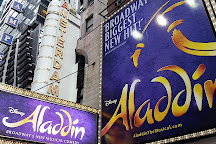 Aladdin - The Musical, New York City, United States