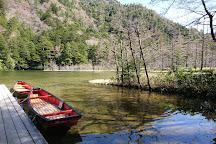 Myojin Pond, Matsumoto, Japan