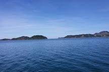 Cunhambebe Grande Island, Angra Dos Reis, Brazil