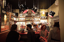 Cafe La Palma, Madrid, Spain