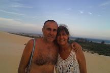 Morro dos Conventos Beach, Ararangua, Brazil