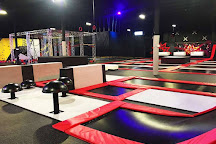 JumpJam Trampoline Park, Knoxville, United States