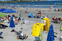 Long Sands Beach, York Beach, United States