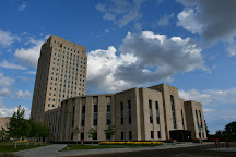 North Dakota State Capitol Building, Bismarck, United States