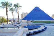 Musical Fountain, Eilat, Israel