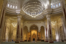 Al Noor Mosque, Sharjah, United Arab Emirates