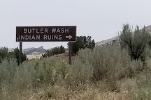Butler Wash Archeological Ruin, Blanding, United States