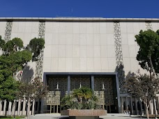 West Covina Court House los-angeles USA