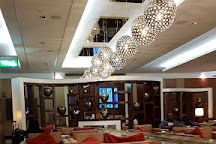 Emirates First Class Lounge, Dubai, United Arab Emirates
