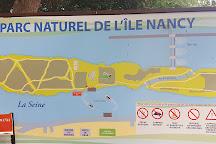 Ile Nancy, Andresy, France