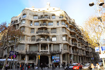 Casa Mila - La Pedrera, Barcelona, Spain