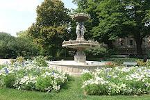 Jardin de la Nouvelle France, Paris, France