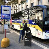 Автобусная станция   Milan Centrale Via Giovanni Battista Sammartini