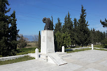 Battlefield of Thermopylae, Thermopylae, Greece