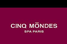 Spa Cinq Mondes, La Hulpe, Belgium