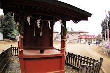 Miyoshino Shrine (Oshiro no Tenjinsama), Kawagoe, Japan
