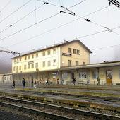Station  Usti Nad Labem Zapad