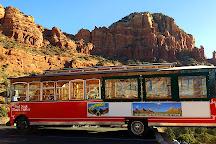 Red Rock Magic Trolley, Sedona, United States