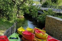 Canoe Evasion, Fontaine de Vaucluse, France