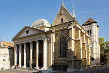 Cathedrale Saint-Pierre, Saint-Claude, France