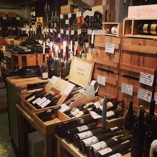 Caduff's Wine Loft