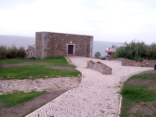 Revelim the Fort of Our Lady of Salvas