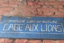 Rue Roture, Liege, Belgium