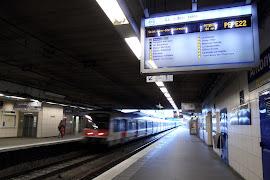 Станция  Antony
