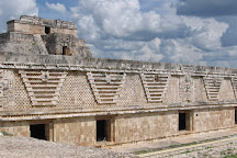 Temples of Uxmal, Uxmal, Mexico