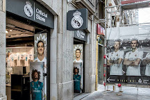 Real Madrid Official Store, Madrid, Spain