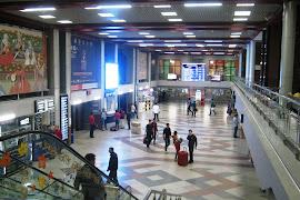 Железнодорожная станция  Astana