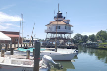 Calvert Marine Museum and Drum Point Lighthouse, Solomons, United States