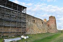 Ruins of the Vastseliina Episcopal Castle, Vana-Vastseliina, Estonia