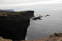Yesnaby Cliffs, Stromness, United Kingdom