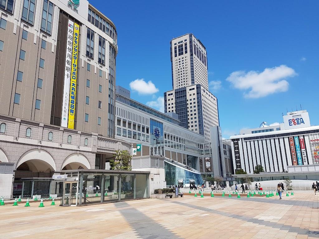 札幌Esta百貨