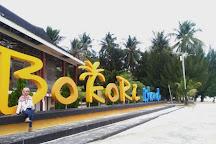 Bokori Island, Kendari, Indonesia